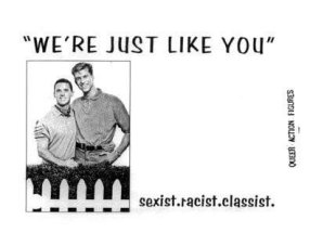 Were Just Like You