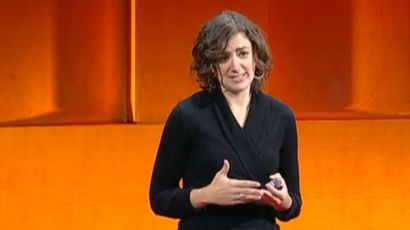 Courtney Martin on TEDWomen Talk