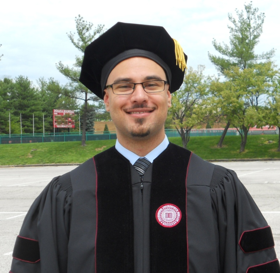 PhD Graduation, IU ('13)