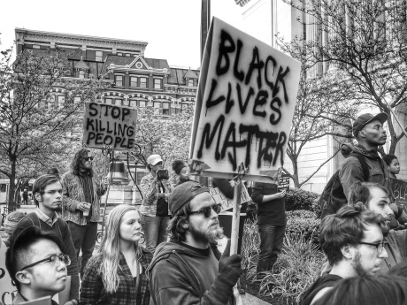 """Black Lives Matter"" by 5chw4r7z."